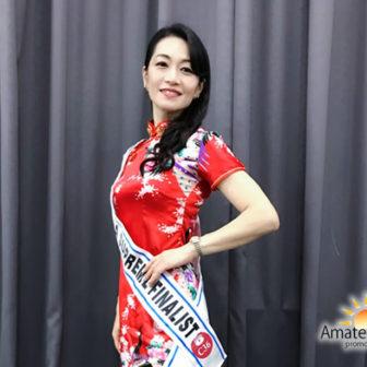 ミセスグランプリ2018年代表 音羽加央李 登録