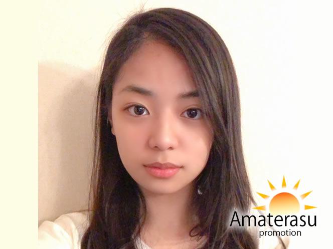 大矢佳音 アマテラス大学生モデル